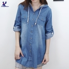 【秋冬新品】American Bluedeer - 雙口袋牛仔襯衫