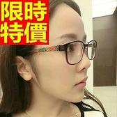 眼鏡架-復古印花鏡腿超輕女鏡框4色64ah14[巴黎精品]