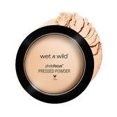 wet n wild 完美上相輕量粉餅-暖亮色【康是美】