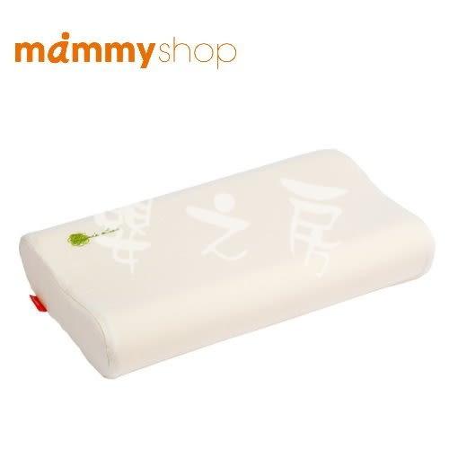 【媽咪小站】有機棉紓壓護頸枕11cm(L)