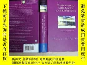 二手書博民逛書店Forecasting罕見Time Series and Reg