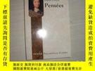 二手書博民逛書店罕見Pensees【235】Y10970 Pascal(TRN);Blaise;W. F.;W. F.;Tro
