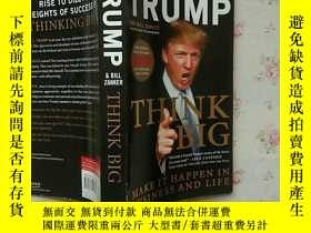 二手書博民逛書店Think罕見Big:Make It Happen in Bus