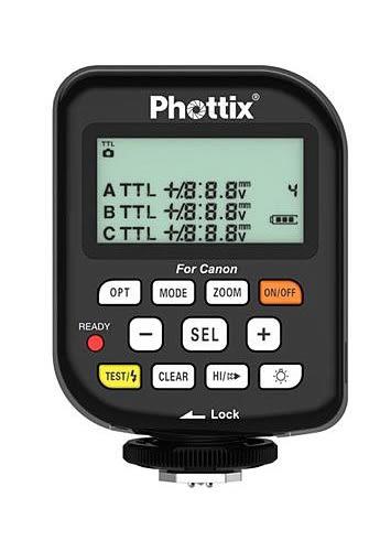 呈現攝影-Phottix Odin TTL for Nikon Tx(單發射器) 無線閃燈觸發器2.4G iTTL及M 混組 FP 公司貨