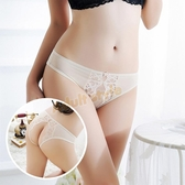 柔愛時分開檔性感內褲(膚)【390免運全面86折】