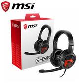 MSI 微星 Immerse GH30 V2 耳罩式電競耳機麥克風【登錄送Lucky造型悠遊卡】