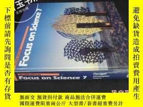 二手書博民逛書店美國原版:關注科學7罕見Focus on Science 7Y5