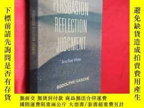 二手書博民逛書店Persuasion,罕見Reflection, Judgmen