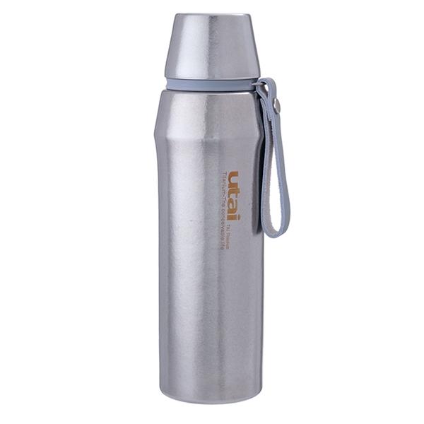 魔力坊嚴選 Utai系列 純鈦真空保溫瓶450ml(MF0443)
