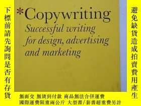 二手書博民逛書店Copywriting:Successful罕見Writing