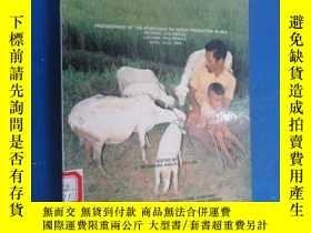 二手書博民逛書店英文罕見SHEEP PRODUCTION IN ASIA 共21
