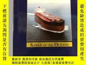 二手書博民逛書店Kings罕見of The Oceans(2001-2003)外