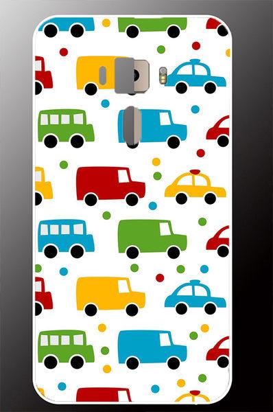 ♥ 俏魔女美人館 ♥ ASUS ZenFone 3 {車車*立體浮雕硬殼} 手機殼 手機套 保護殼