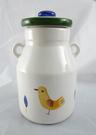 【震撼精品百貨】日式精品 ~ 陶瓷調味罐『鳥』