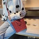 水桶包 時尚單肩小包包女包新款潮百搭水桶包大容量手提斜挎包大 快速出貨