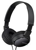 平廣 送袋繞 SONY MDR-ZX110 黑色 耳機 台灣公司貨保固一年 ( MDR-ZX100 新款 可6期0利率