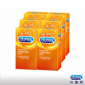 Durex 杜蕾斯凸點裝衛生套/保險套12入*6盒