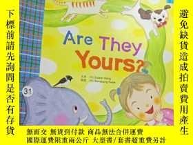 二手書博民逛書店are罕見they yoursY12498 大連理工出版社