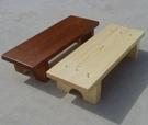 小凳子小矮凳簡約實木榻榻米休閒凳子客廳陽臺松木花架兒童落地方凳矮板凳腳踏JY