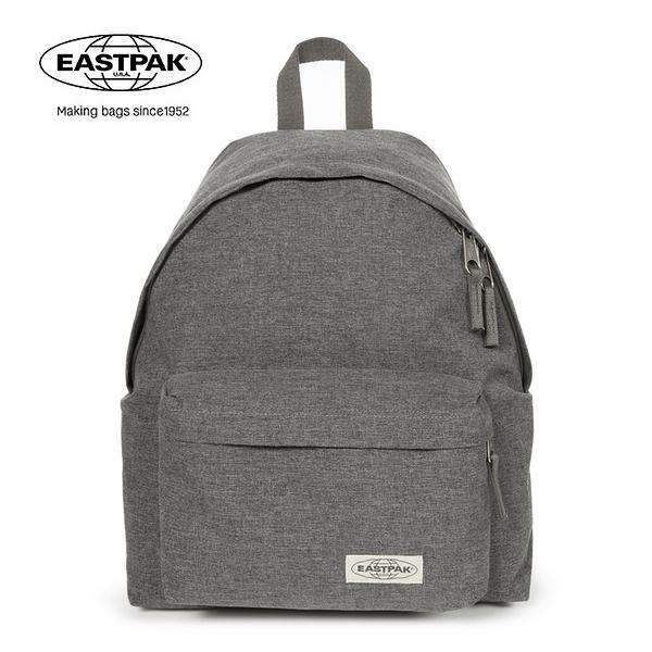 【EASTPAK】Padded Pak'r®後背包 Muted Grey【威奇包仔通】(470162084414)