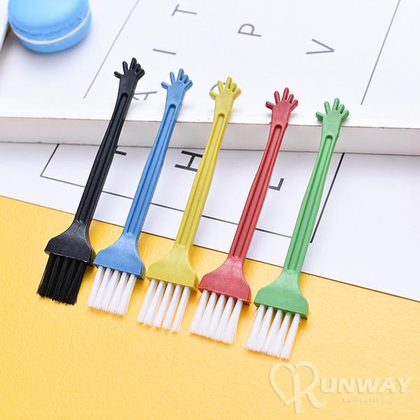 清潔 迷你 小手 鍵盤 筆電 3C 除塵 清潔小幫手 去汙 PP刷毛 清潔刷 刷子 鍵盤刷 小刷子