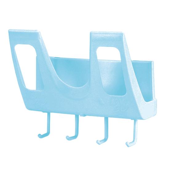 切菜板 無痕 置物架 抹布架 瀝水架 掛鉤 廚房 浴室 強力黏膠 免釘 免打孔鍋蓋架 MY COLOR【J161】