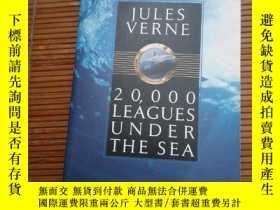 二手書博民逛書店20000罕見leagues under the seaY115