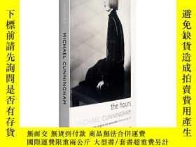二手書博民逛書店罕見英文原版The Hours時時刻刻1999年普利策獎獲獎小說