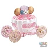 迪士尼夢幻珠寶盒小汽車 夢幻南瓜馬車 長髮公主 11578