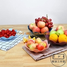 【5個裝起】水果盤客廳果籃茶幾果盆塑料糖果盤干果盤辦公室【輕派工作室】