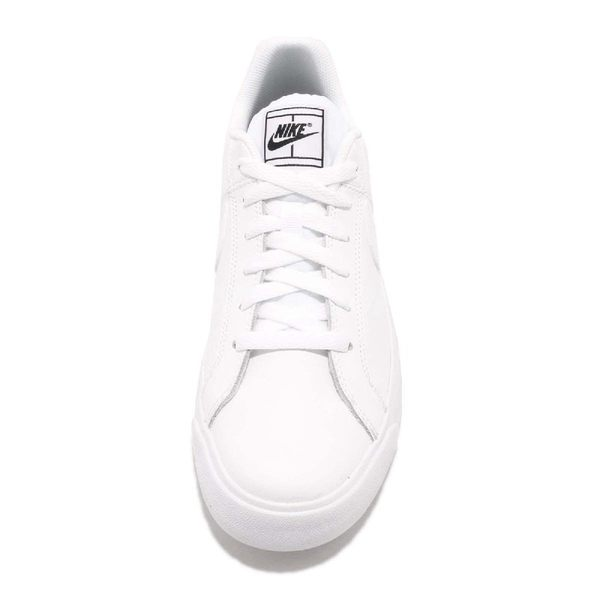 Nike 休閒鞋 Wmns Court Royale AC 白 全白 女鞋 男鞋 男女款 基本款 小白鞋【PUMP306】 AO2810-102