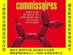 二手書博民逛書店L artiste罕見Et Les CommissairesY3