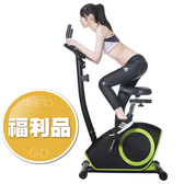 ★限量福利品 tokuyo 炫彩動感智能磁控健身車 TB-321