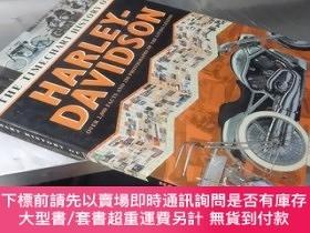 二手書博民逛書店The罕見Timechart History of Harley-Davidson Over 2000 facts