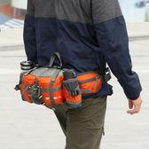 腰包 多功能旅行裝備騎行背包防水