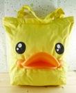 【震撼精品百貨】B.Duck_黃色小鴨~托特包-立體黃色小鴨圖案