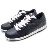 Nike 滑板鞋 SB Dunk Low TRD QS Murasaki Sports 藍 深藍 麂皮 東京 男鞋【PUMP306】 883232-442