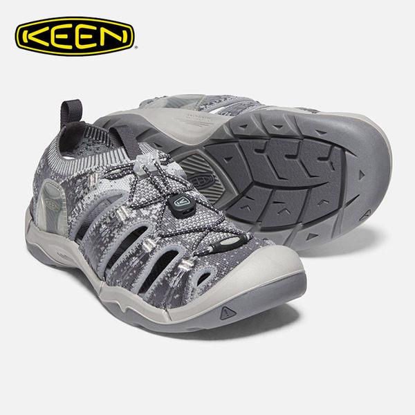 KEEN 男款 織帶涼鞋 EVOFIT 1 1021391 / 城市綠洲 (水陸兩用、戶外休閒鞋、運動涼鞋)