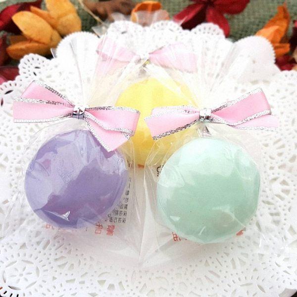婚禮小物-馬卡龍手工香皂(中型)