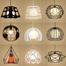 三頭創意個性工業風吧繫臥室餐廳燈簡約現代...