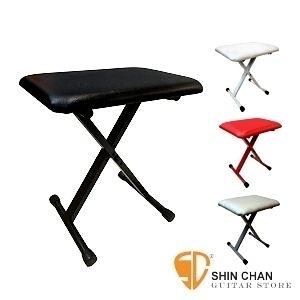 PKT-12 台灣製 電子琴椅/鋼琴椅/爵士鼓椅 高度可調 四色可選 【PKT12】 Kawai Casio Yamaha Roland 可用