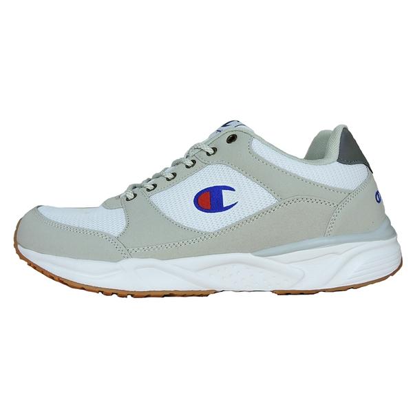 Champion HONEST 女款卡其白色運動慢跑鞋-NO.WFUS-9019-10