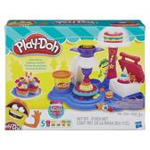 【愛吾兒】培樂多 Play-Doh 創意DIY黏土 蛋糕派對遊戲組