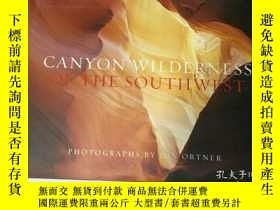 二手書博民逛書店Canyon罕見Wilderness of the Southw