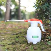 噴霧器  噴壺澆花電動噴壺小型噴霧器噴壺瓶園藝家用全自動灑水壺大容量2L 夢藝家