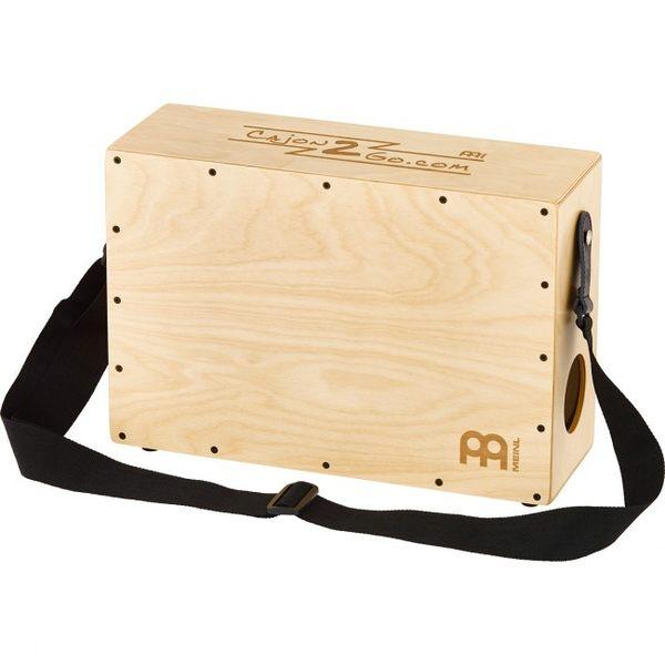 【金聲樂器】德國MEINL CAJ2GO-1 旅行木箱鼓 斜背式 附贈背帶