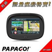 【送藍牙運動耳機】 PAPAGO WAYGO M10 重機 機車 衛星導航 防水 藍牙