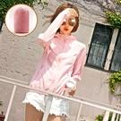 防曬衣 女2021新款夏季短款修身薄款透氣長袖外套防曬衫防曬服女潮