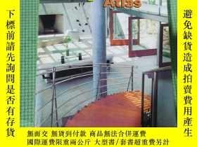 二手書博民逛書店interior罕見design atlas室內設計圖冊Y408729