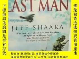 二手書博民逛書店To罕見The Last Man A Novel of the